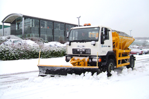 Snow Clearning Scotland